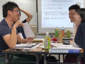 開催報告:【TL養成塾第3回WS】成果を2倍にするペアでの取り組み方を学ぶ
