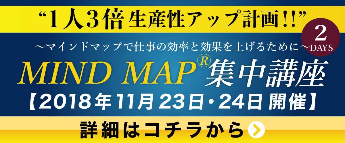 マインドマップ実践講座
