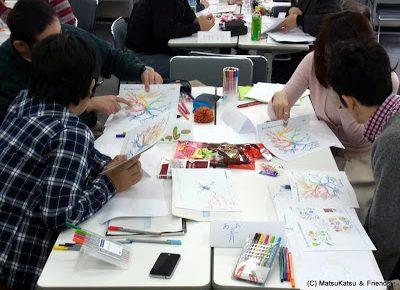 【イベント報告】月刊まつかつ特大号~2012年計画立案~