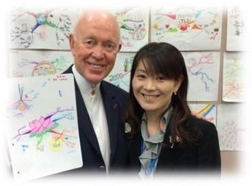大阪でのビジネスマインドマップ講座、大人気です!