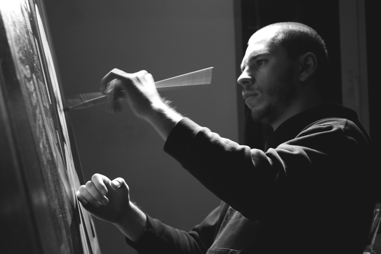 上手く描くためにはプロのプロセスに注目する