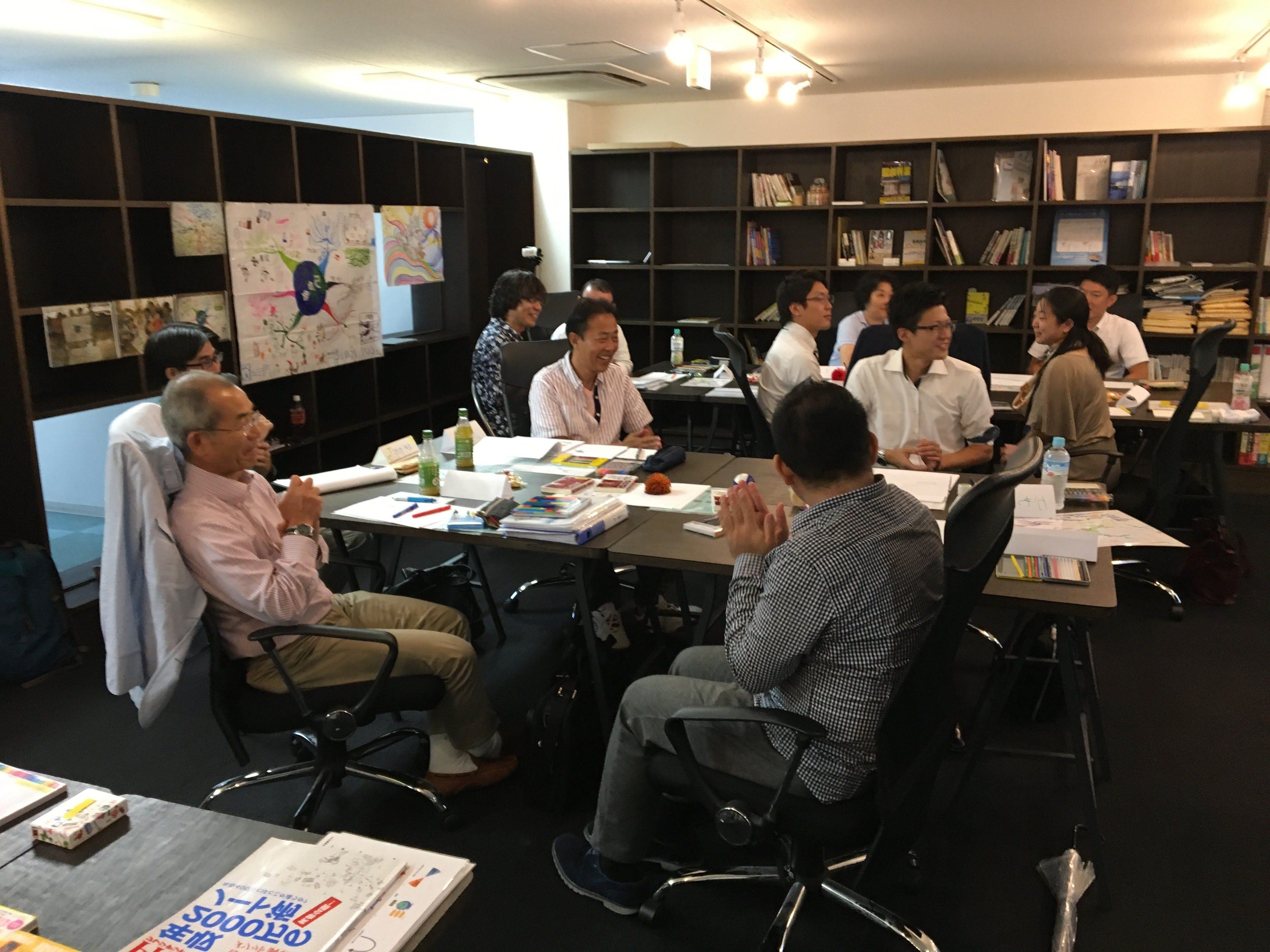開催報告:《ビジネス活用編》マインドマッププラクティショナー講座 ~ 受講者さまのお声をご紹介します!