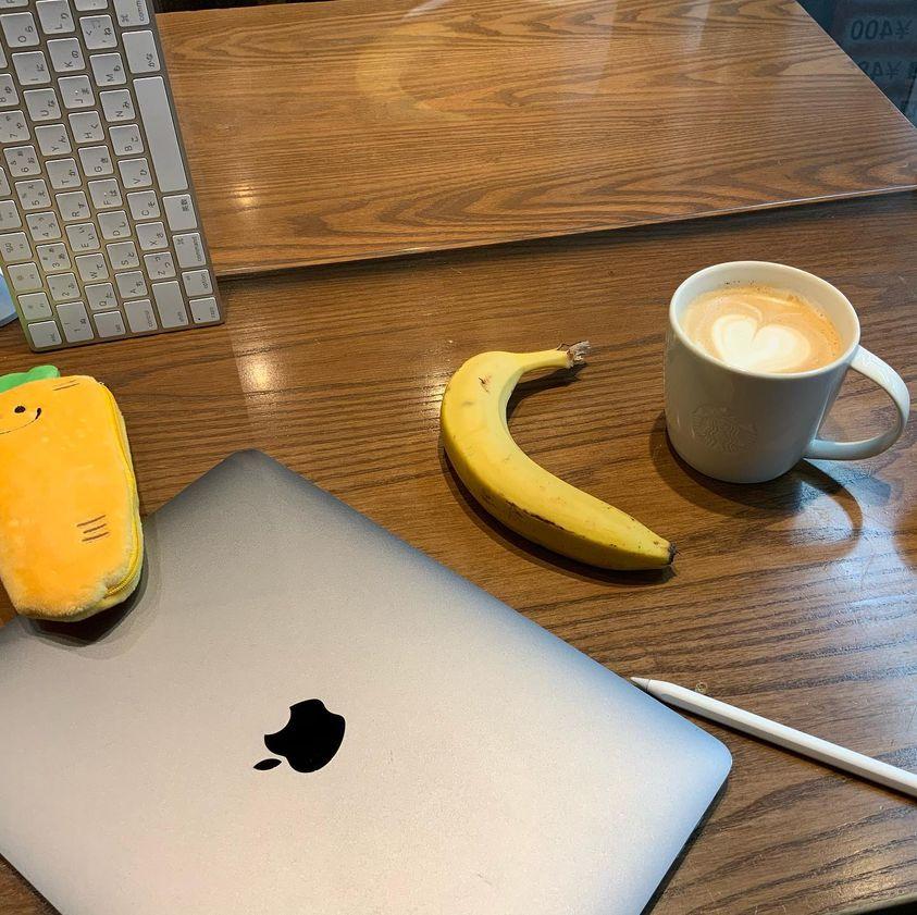 【バナナとにんじん、、、 の話ではない笑】